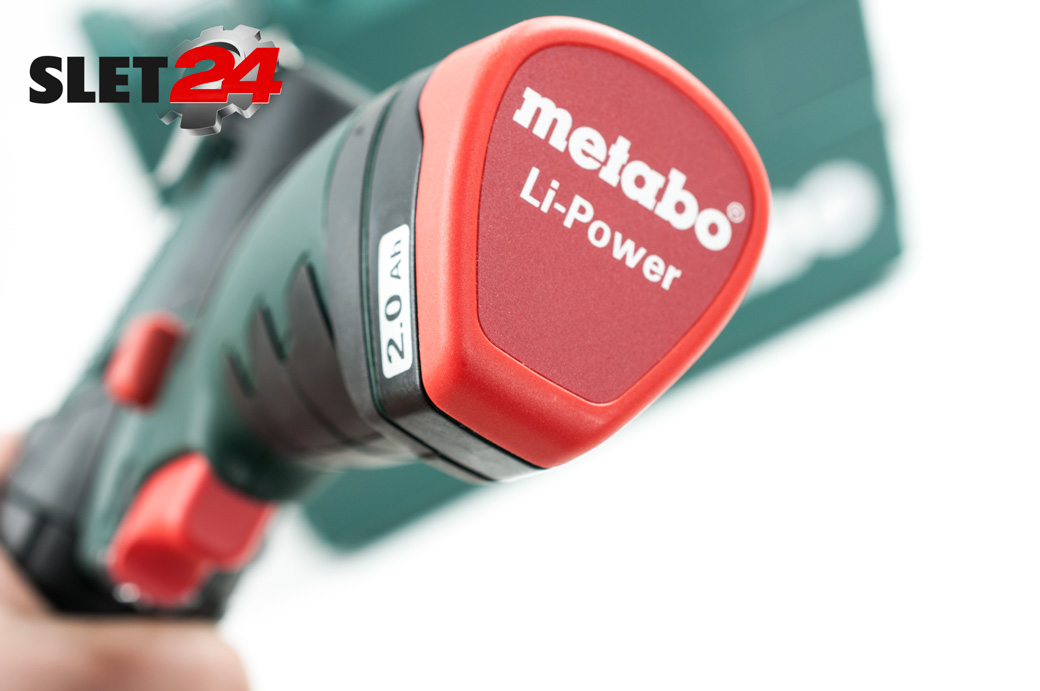 Wkrętarka Metabo PowerMaxx SB